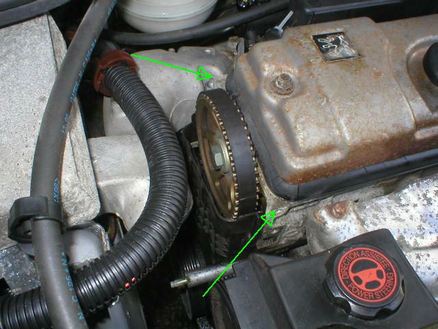 Peugeot 306 Cambelt Change British Automotive