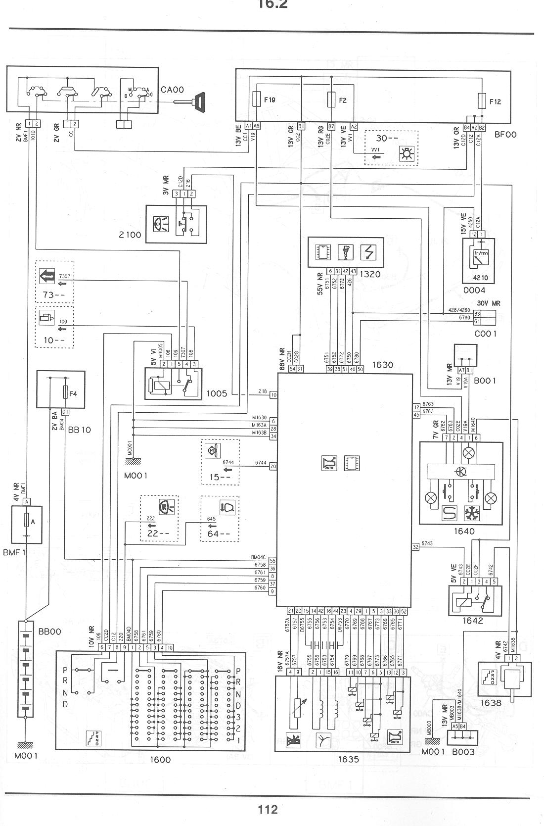 citroen c3 wiring diagram free download imageresizertool com Toyota Fuse Box 4hp20mk1cct