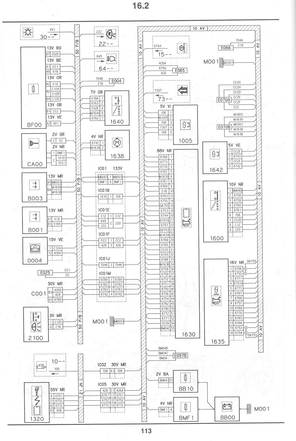 4hp20mk1har engine diagram citroen c3 engine wiring diagrams instruction citroen c3 2010 fuse box location at soozxer.org