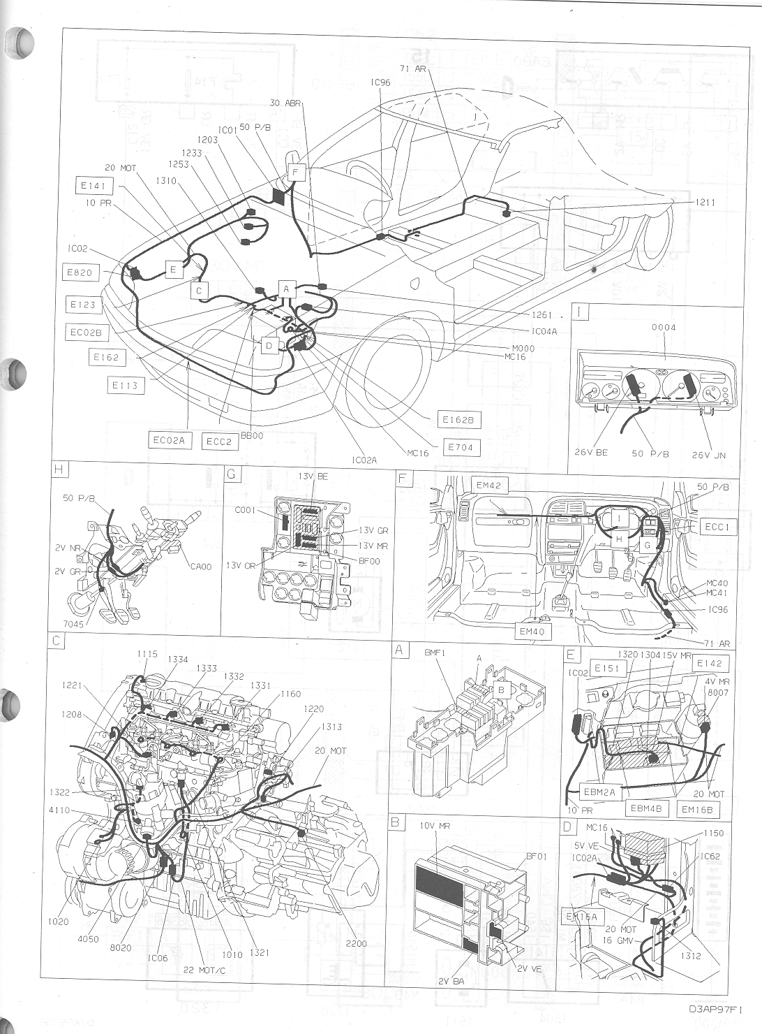 Citroen Ax Wiring Diagram 25 Images Pdf Hdiinjloc Xantia Hdi Ecu Problem French Car Forum At