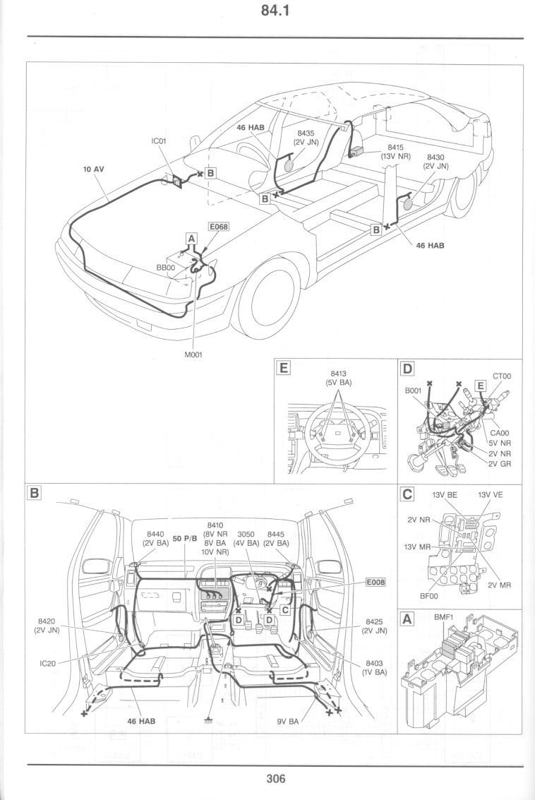 S1 Xantia V6 No Start Central Locking Page 2 French Car Forum Ecu Wiring Diagram Wireless Locations