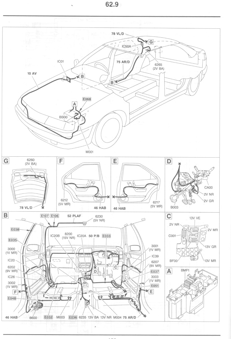 map sensor location 2003 chrysler town and country  map