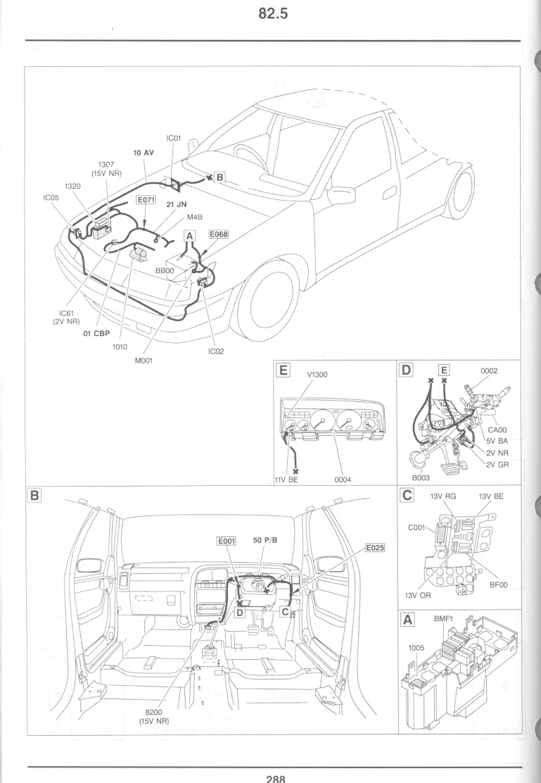 Xantia Radio Wiring Diagram on
