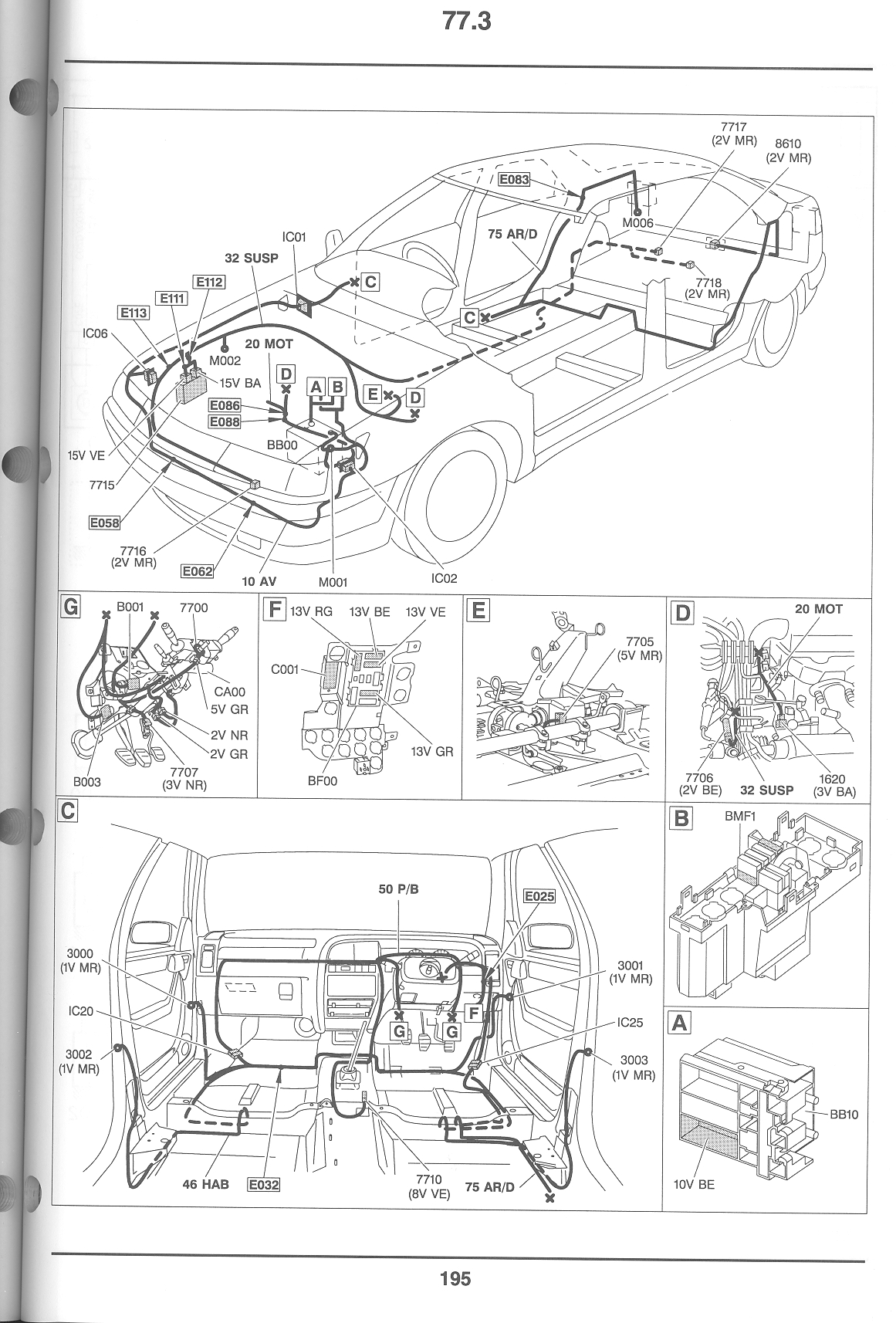 xantia vsx factory manual page scan request