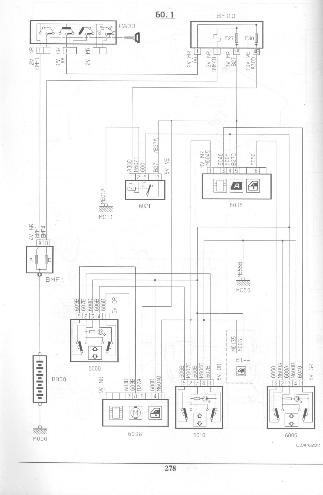 WRG-7159] Citroen Xantia Hdi Wiring Diagram on