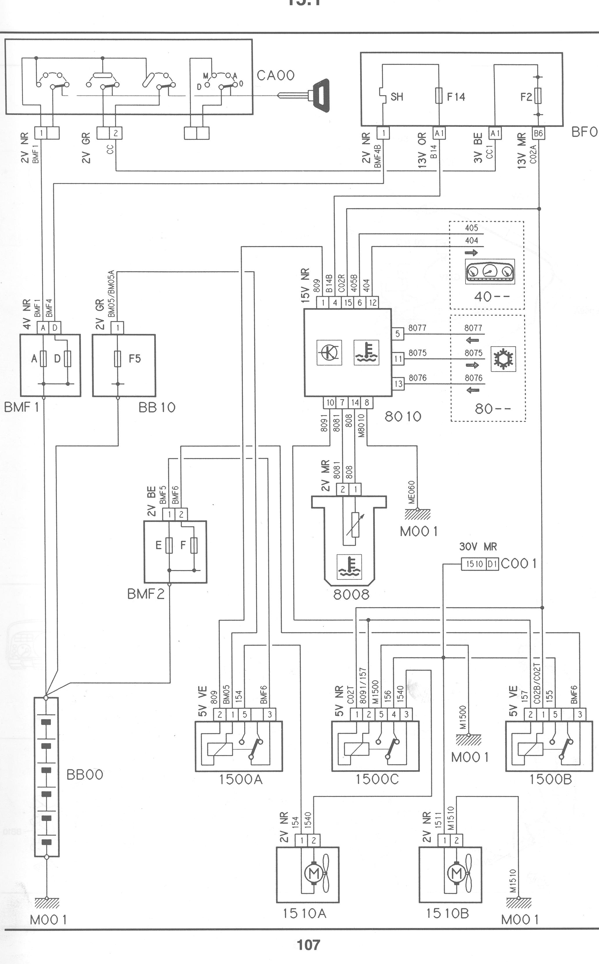 citroen berlingo van wiring diagram citroen wiring diagrams